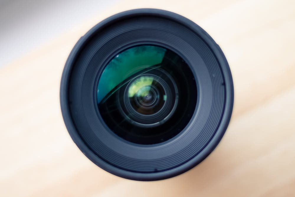 product photography 101 - choosing the lens