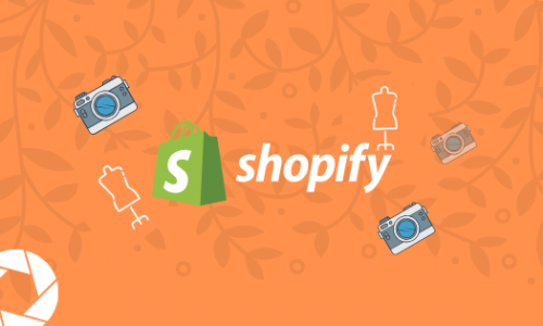 How to take product pictures for Shopify store